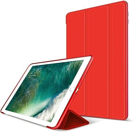 iPad Mini 4/Coque Goojodoq Smart Cover avec Fonction Marche//Veille Automatique magn/étique PU Cuir r/ésistant aux Chocs en Silicone TPU Souple Etui Folio pour Apple iPad Mini 4 for iPad Mini 4 Noir