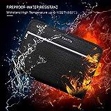 Fireproof Safe Waterproof Accordion File Bag Folder