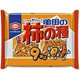 亀田製菓 亀田の柿の種9袋詰 265g×12袋