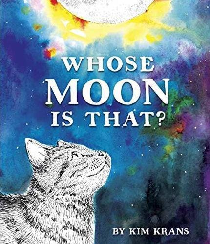 Book Cover: Whose Moon Is That?