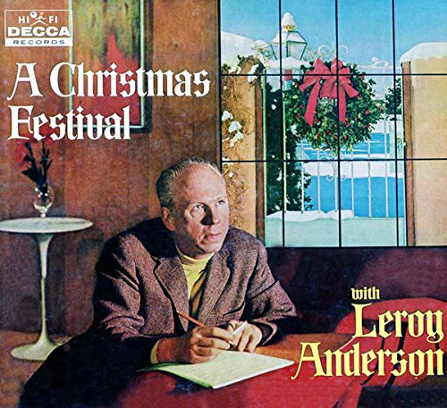 A Christmas Festival With Leroy Anderson [Vinyl LP Record]