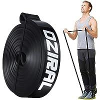 Oziral Taśmy oporowe do ćwiczeń wspomagana fitness podciągana opaska dla mężczyzn i kobiet ciężka trwała elastyczna…