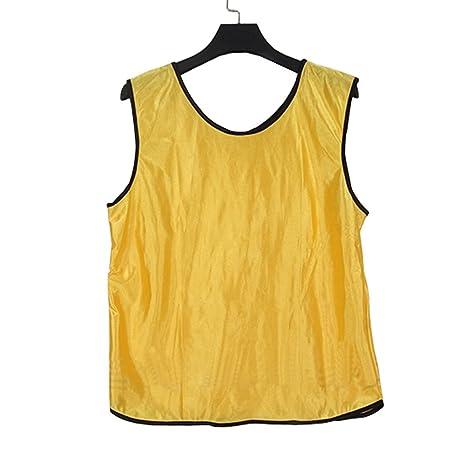 Juego de 6 de color amarillo, tamaño baloncesto/fútbol ...