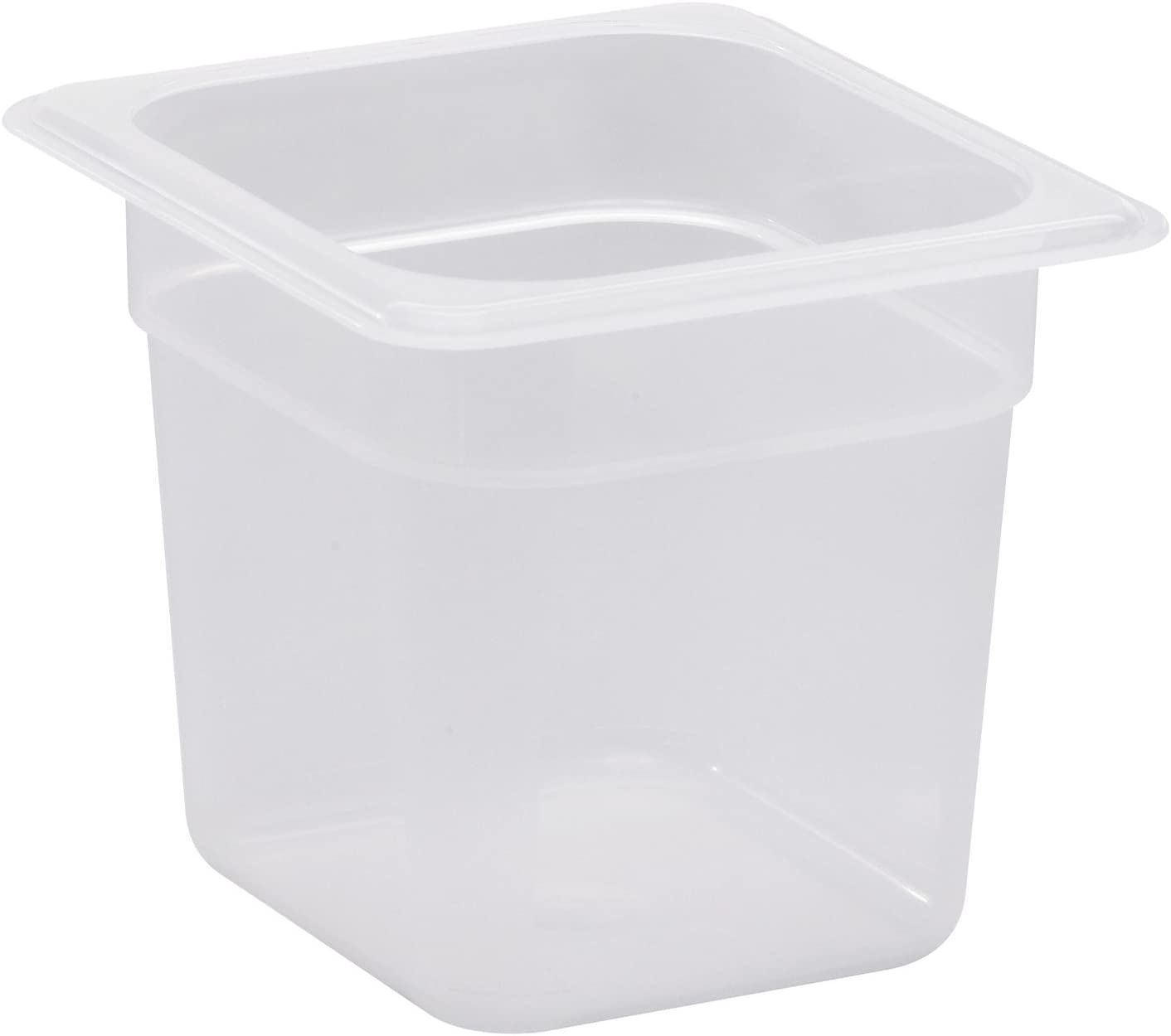 Cambro (66PP190) Sixth-Size Translucent Food Pan