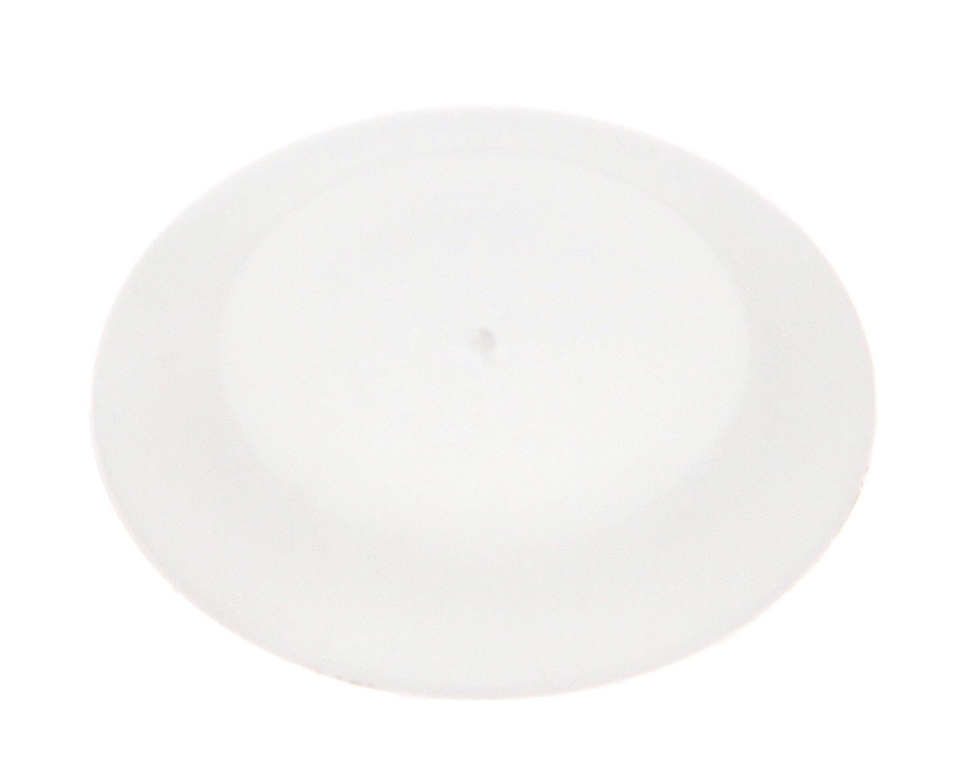 Kolpak 254071075 Plug Button 3/4 White Plastic