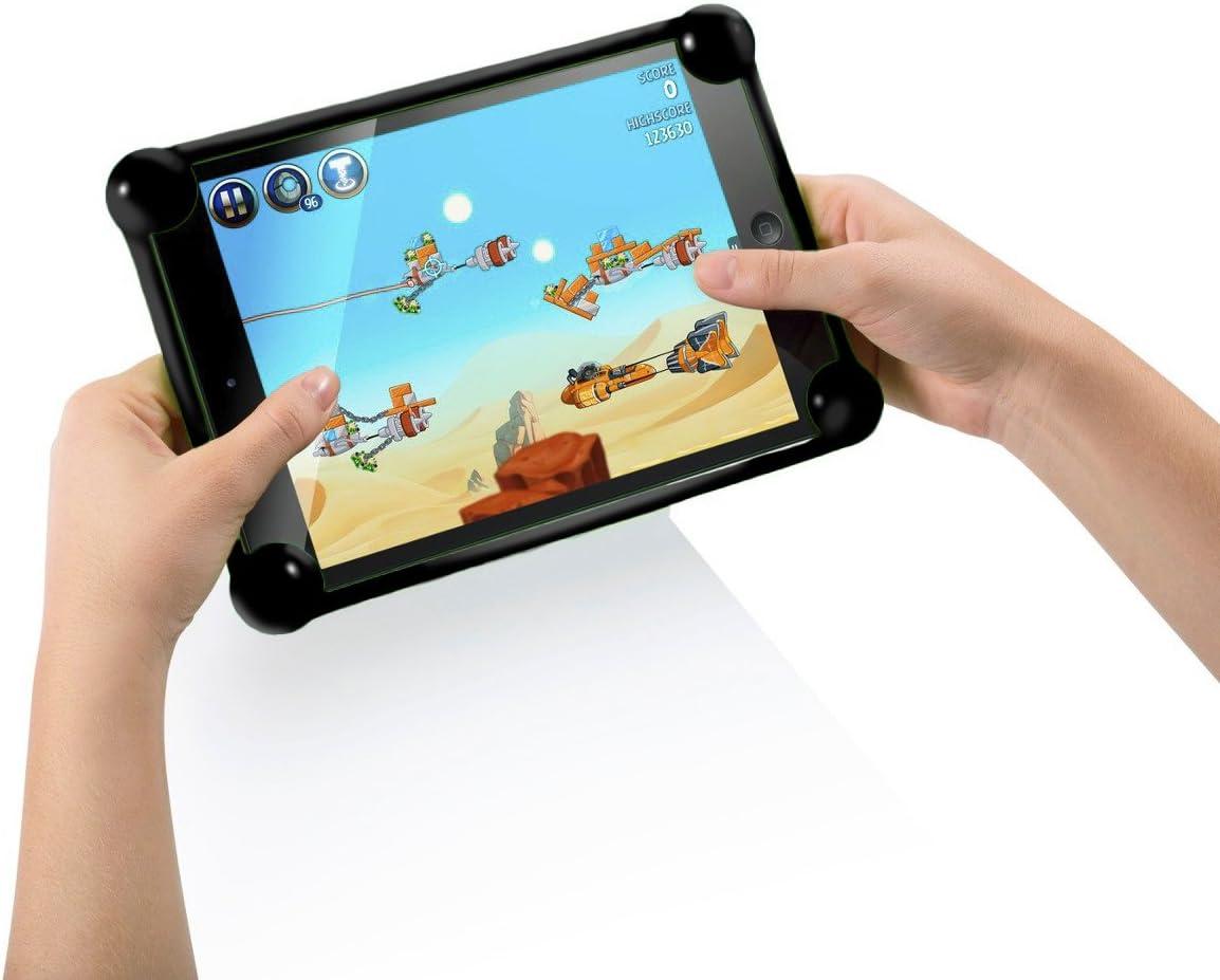 Color Dreams Funda Tablet Silicona Universal Compatible con Cualquier Tablet de Cualquier tamaño como 7