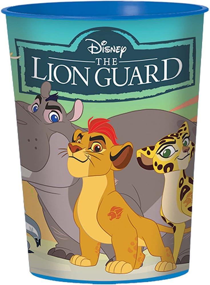 Contains 12 Manufacturer Retail Unit - SKU# 421667 Per  Combined Package Sales Unit s Lion Guard Cup 16oz