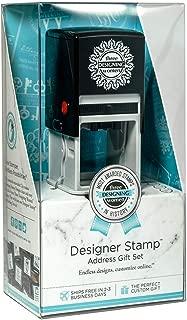 product image for Three Designing Women Custom Designer Address Self-Inking Stamp