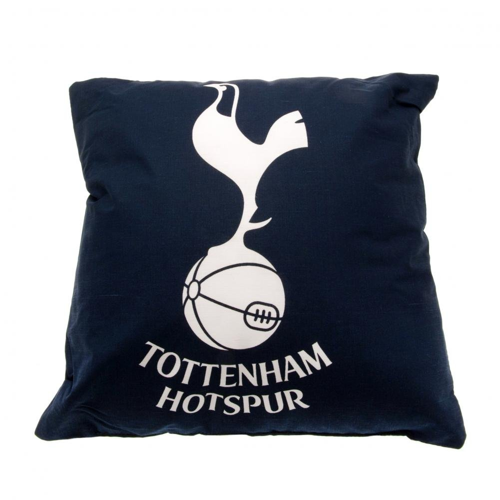 Tottenham Hotspur FC Cushion (One Size) (Navy)