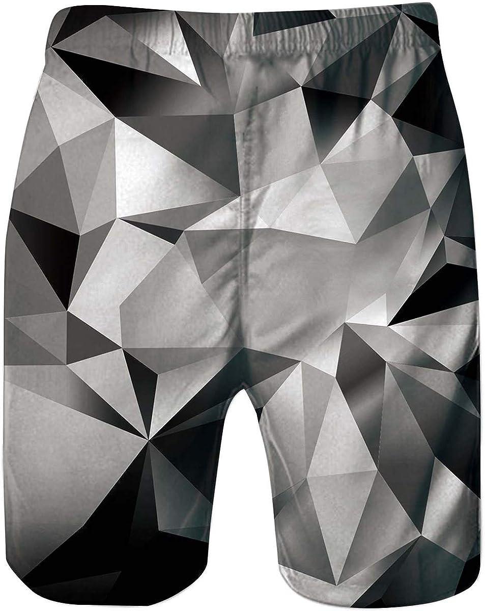 TUONROAD Ba/ñadores para Hombre Impresi/ón 3D Pi/ña Flamenco Gato Traje de Ba/ño Multi Colorido Ba/ñador de Nataci/ón Pantalones Cortos Secado R/ápido Swim Shorts Ligero Ba/ño Playa Shorts S-XXL