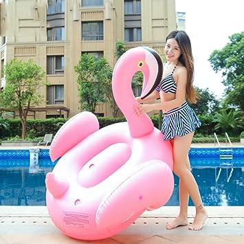 Amazon.com: KOQIO Flotador hinchable para piscina, tamaño ...