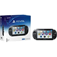 Sony PlayStation Vita 2000 Console Wifi Black Noir