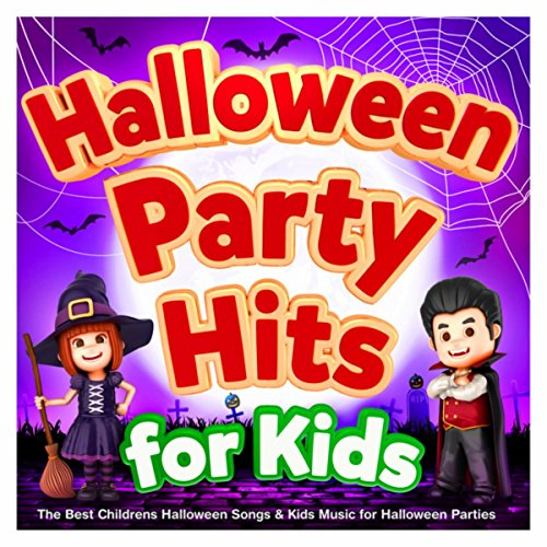 Halloween Party Hits for Kids - The Best Childrens Halloween Songs & Kids Music for Halloween -
