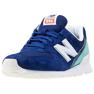 Best Sales Damen New Balance WR996 JP D Sneaker Damen blau