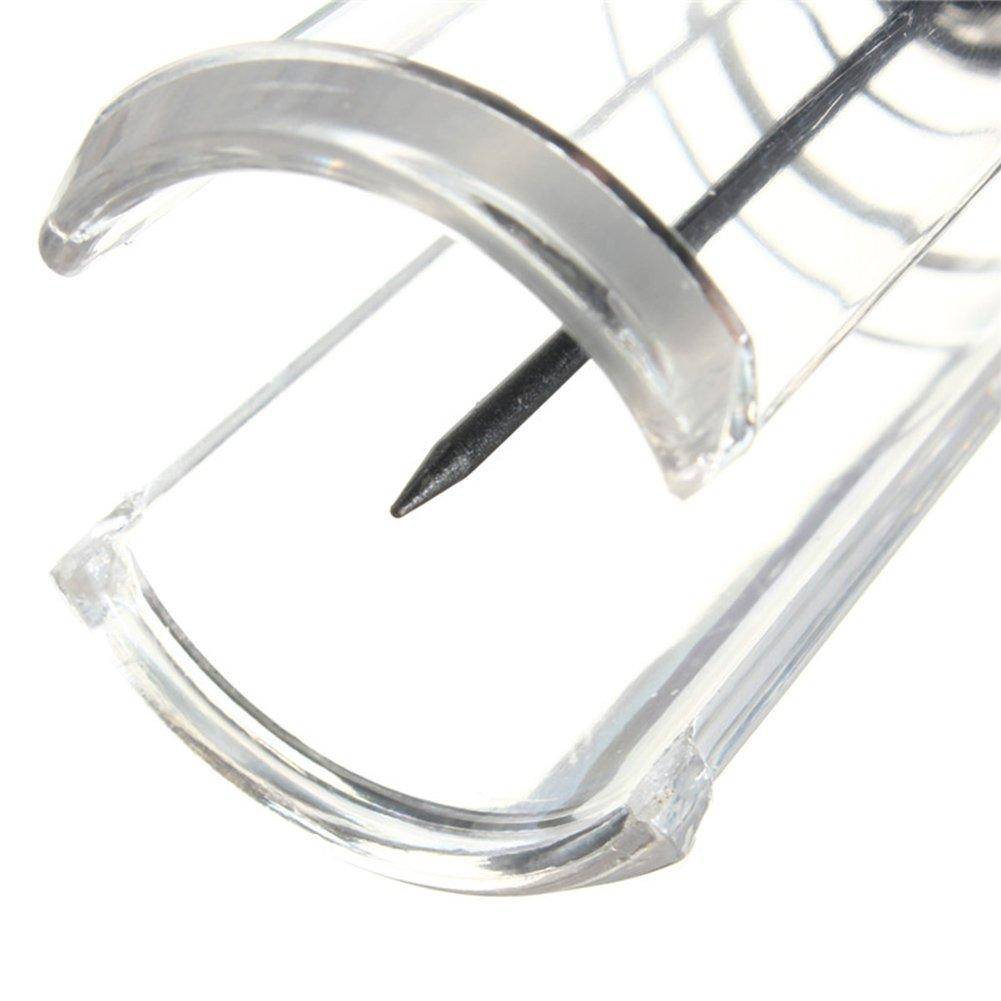 Bouteille de Vin Opener Pompe Outil Accessoires 19.5cm As Picture Show tube Plastique pression dair Tire-bouchon