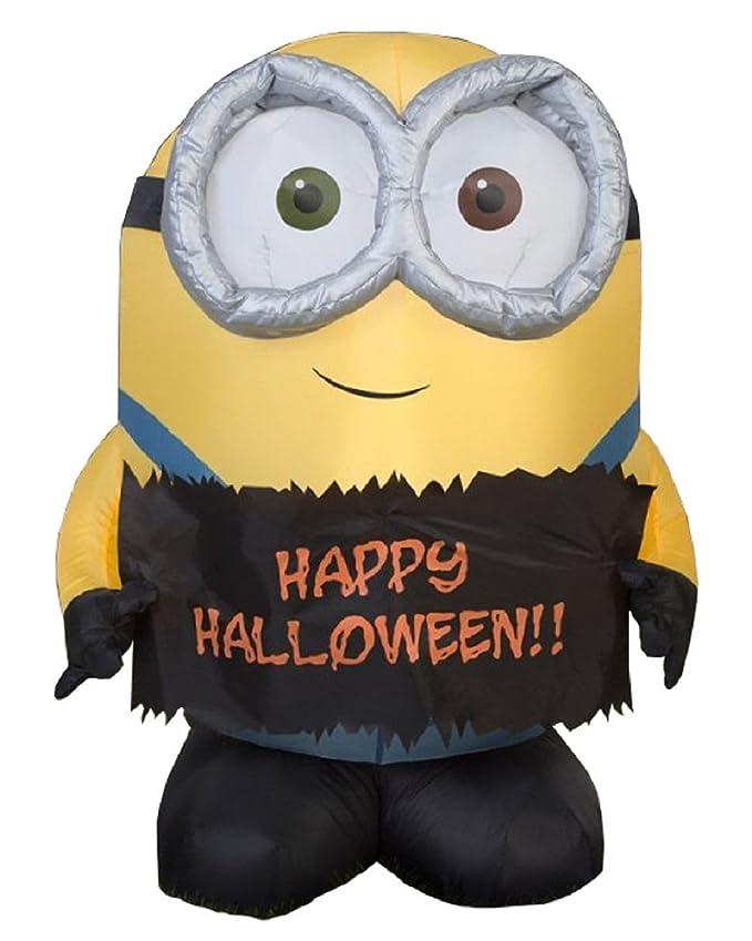 Gemmy Airblown - Señal Hinchable de Halloween con Texto en inglés ...