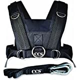 CCS Sled Harness with Pull Strap