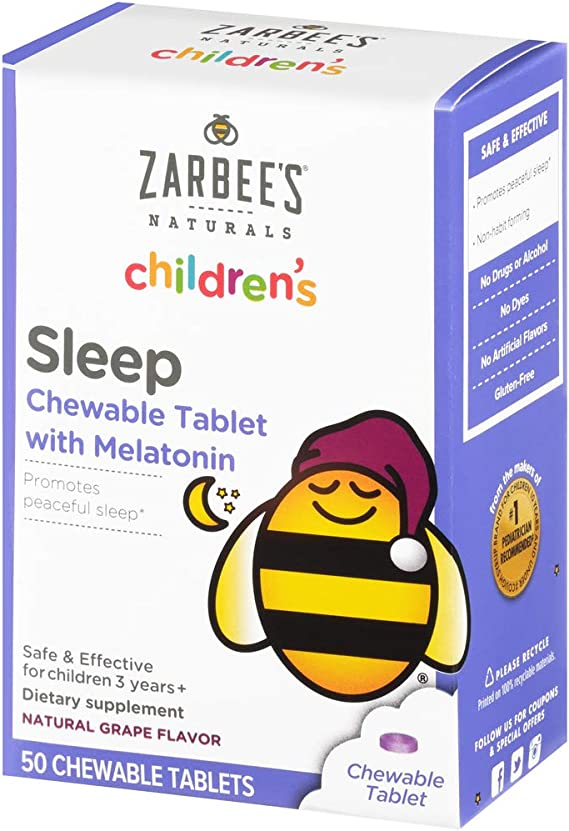 Amazon.com: Zarbees Naturals - Sueño infantil con ...