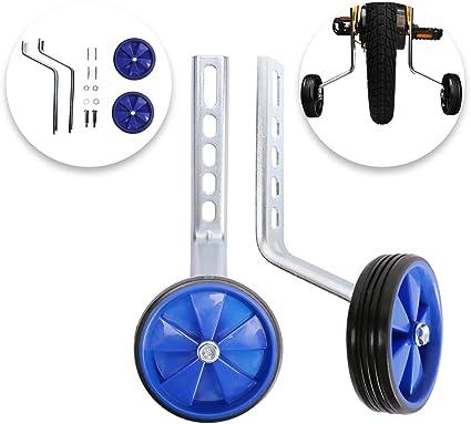 "Universal Bike Stabilisers Wheel Kids Cycle Training Wheels 12/""//14/""//16/""//18/""//20/"""