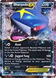 Pokemon - Sharpedo-EX (91/160) - XY Primal Clash - Holo