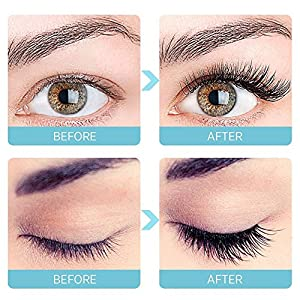Eyelash & Eyebrow Growth Serum, Eyelash Enhancer Grows Longer, Fuller, Thicker Lashes