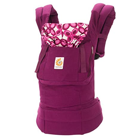 6876a8eb915 Buy Ergobaby Original Baby Carrier - Purple Mystic - One Size Online at Low  Prices in India - Amazon.in