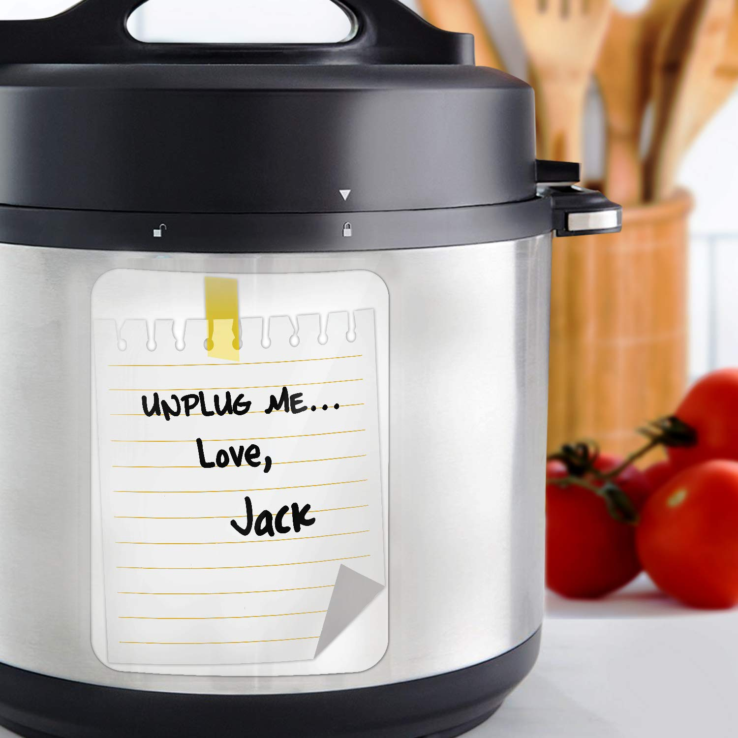 and Instant Pot Pressure Cooker Unplug Me Please Magnet Vinyl Sticker and Decal Alternative This Is Us Slow Dress Up Your Instapot and Crockpot in Style Multi Jack Pearson For Crock Pot