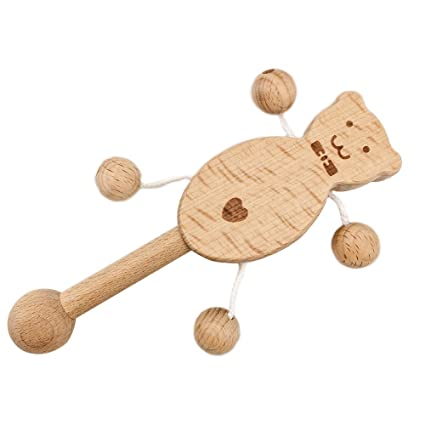 Amazon baby love home baby montessori toys baby rattle