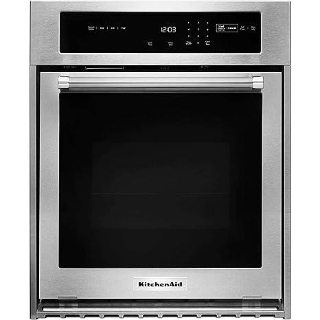 Amazon.com: Acero inoxidable KitchenAid 24