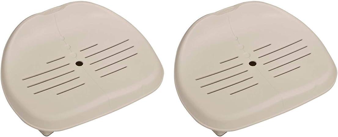Amazon.com: Intex 28502E - Asiento extraíble antideslizante ...
