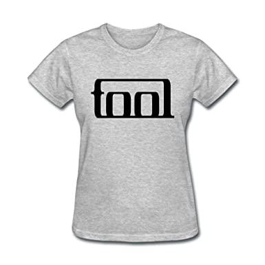 .com: mcqk83 rock band tool t-shirts for womens: clothing
