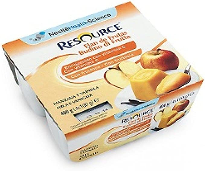 RESOURCE - RESOURCE FLAN FRUTAS 100 G 1X4 ...