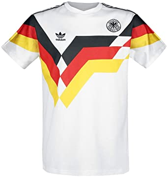 490f1918432 adidas Germany JSY Deutschland WM Trikot Trikot weiß XL  Amazon.de ...