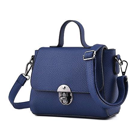 PU de cuero Mujer Moda Bolsos de Mano Cuero Bolso Tote Bolso de Hombro Bag  Conjunto be6a40243238