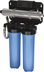 vitapur Ultraviolet Whole Home Water Disinfection and Filtration System