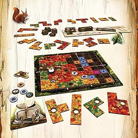 Cranio Creations CC097 - Juego de Mesa, Color Rojo: Cranio Creations: Amazon.es: Juguetes y juegos