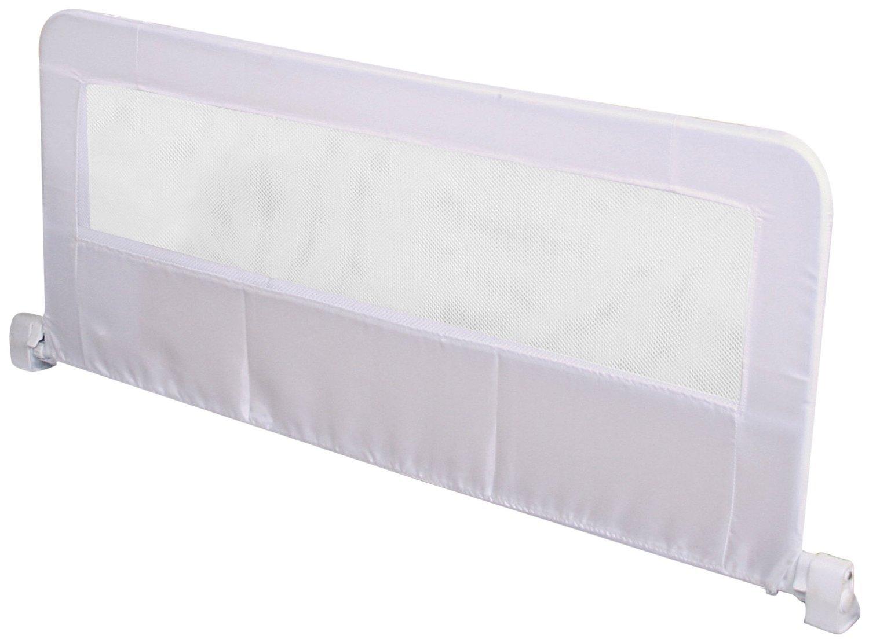 Regalo Swing Down Bedrail, White (2-Pack)