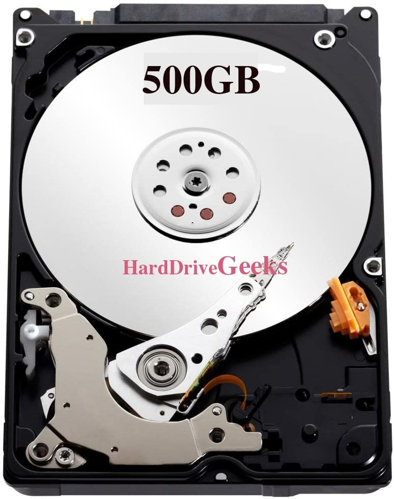 500GB 2.5 Laptop Hard Drive for Toshiba Satellite L505D-S5986 L505D-S5987 L505D-S5992 L505D-S5994