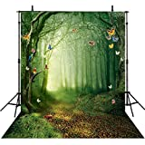 6x8FT Girls Photography Backdrops Scenic Vinyl Photo Backgrounds Photographic Backgrounds Computer Printed Backgrounds