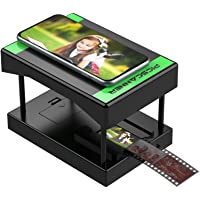Rybozen Mobile Film and Slide Scanner, Lets You Scan and Play with Old 35mm Films & Slides Using Your Smartphone Camera…