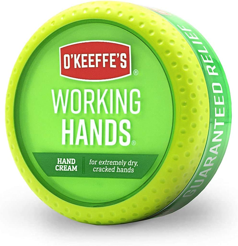 O Keeffe S Working Hands Hand Cream 3 4 Ounce Jar Pack 1 Home Improvement