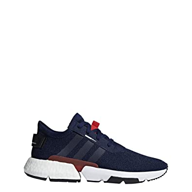 purchase cheap 67799 7f227 adidas Mens Originals POD-S3.1 Casual Shoes (8) Navy