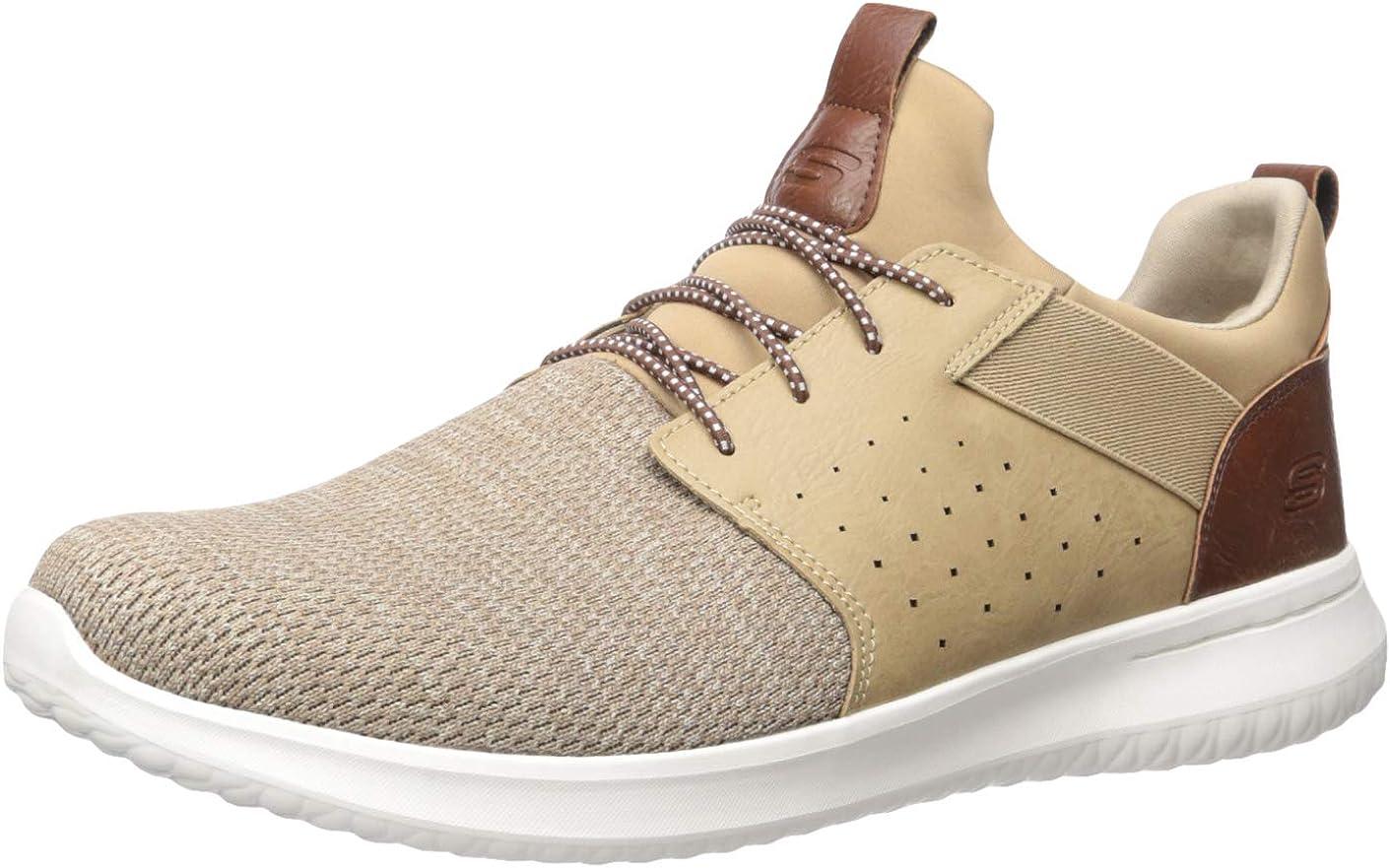 Herrar Skechers Delson Camben Slip On Sneaker zD7hL