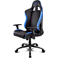 Drift DR200 - DR200BL - Silla Gaming, Color Negro/Azul