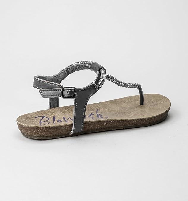 Blowfish Womens Malibu Womens Galoya Sandals in Grey - UK 5: Amazon.co.uk:  Shoes & Bags