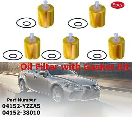 PS-2011 K/&N PRO OIL FILTER fits RAM DAKOTA 3.7 V6 2011  TRUCK