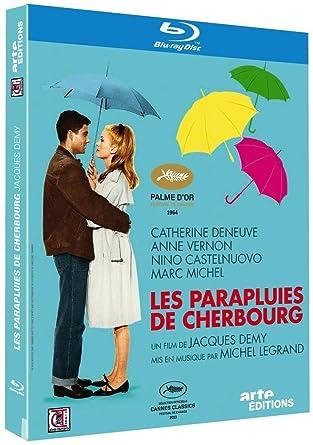 Les Parapluies de Cherbourg Edition Anniversaire Blu Ray ...