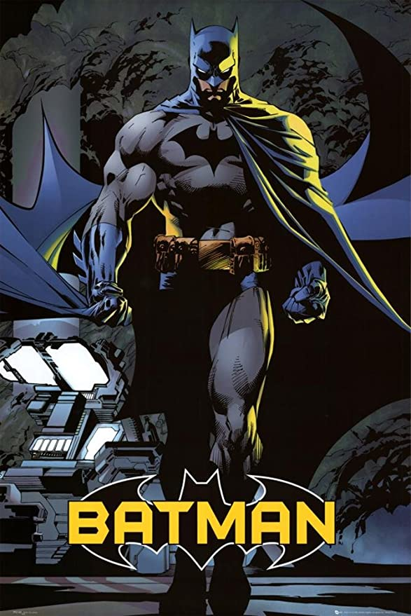 アメコミのダークヒーロー・バットマン