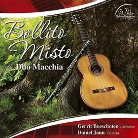 """""""Andante sostenuto con aspirazione """": Duo Macchia: MP3 Downloads"""