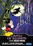 Castle of illusion starring Mickey Mouse - Megadri